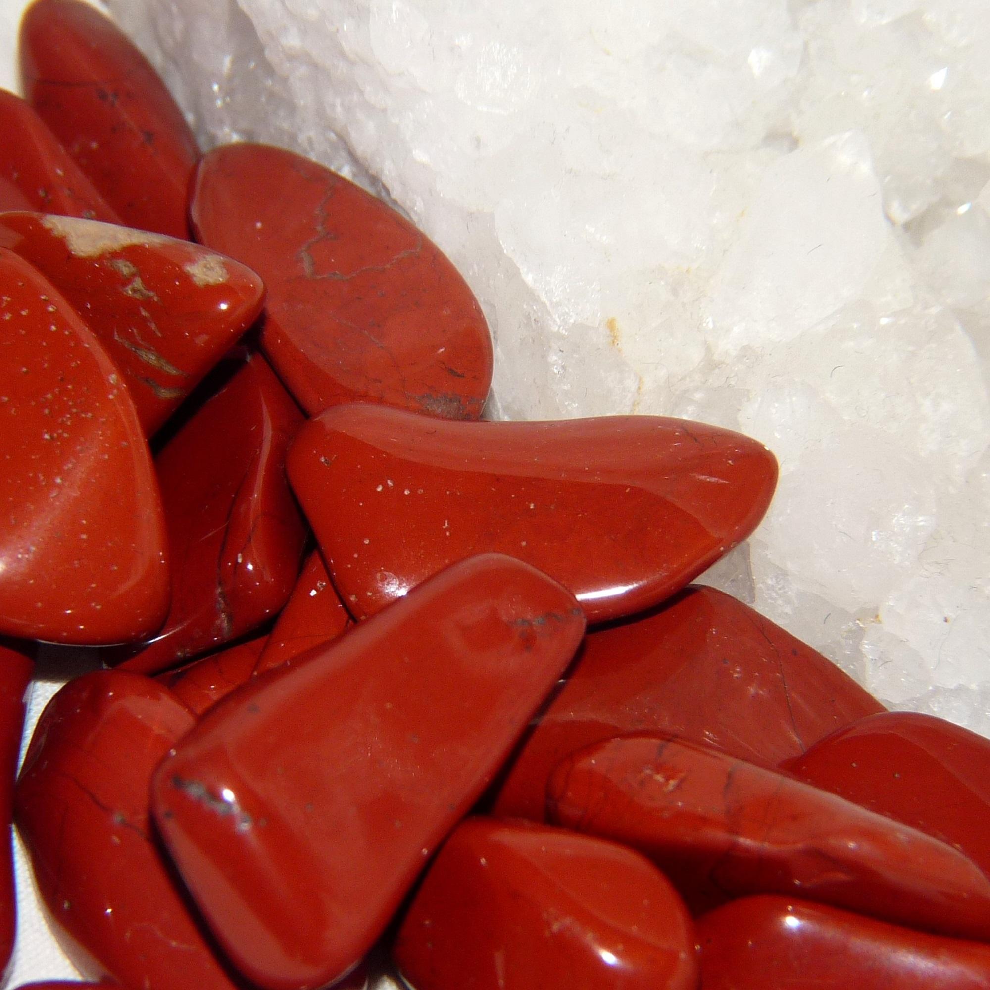 Jaspe rouge (2)