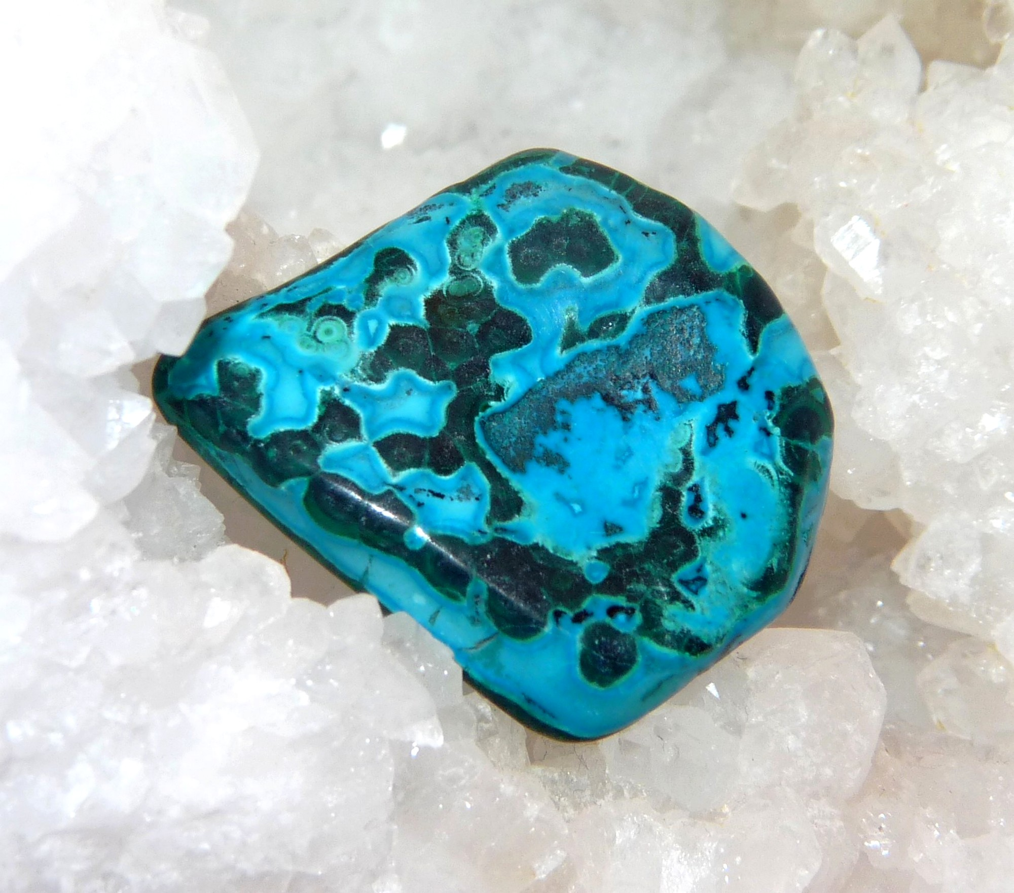 Malachite - Chrysocolle