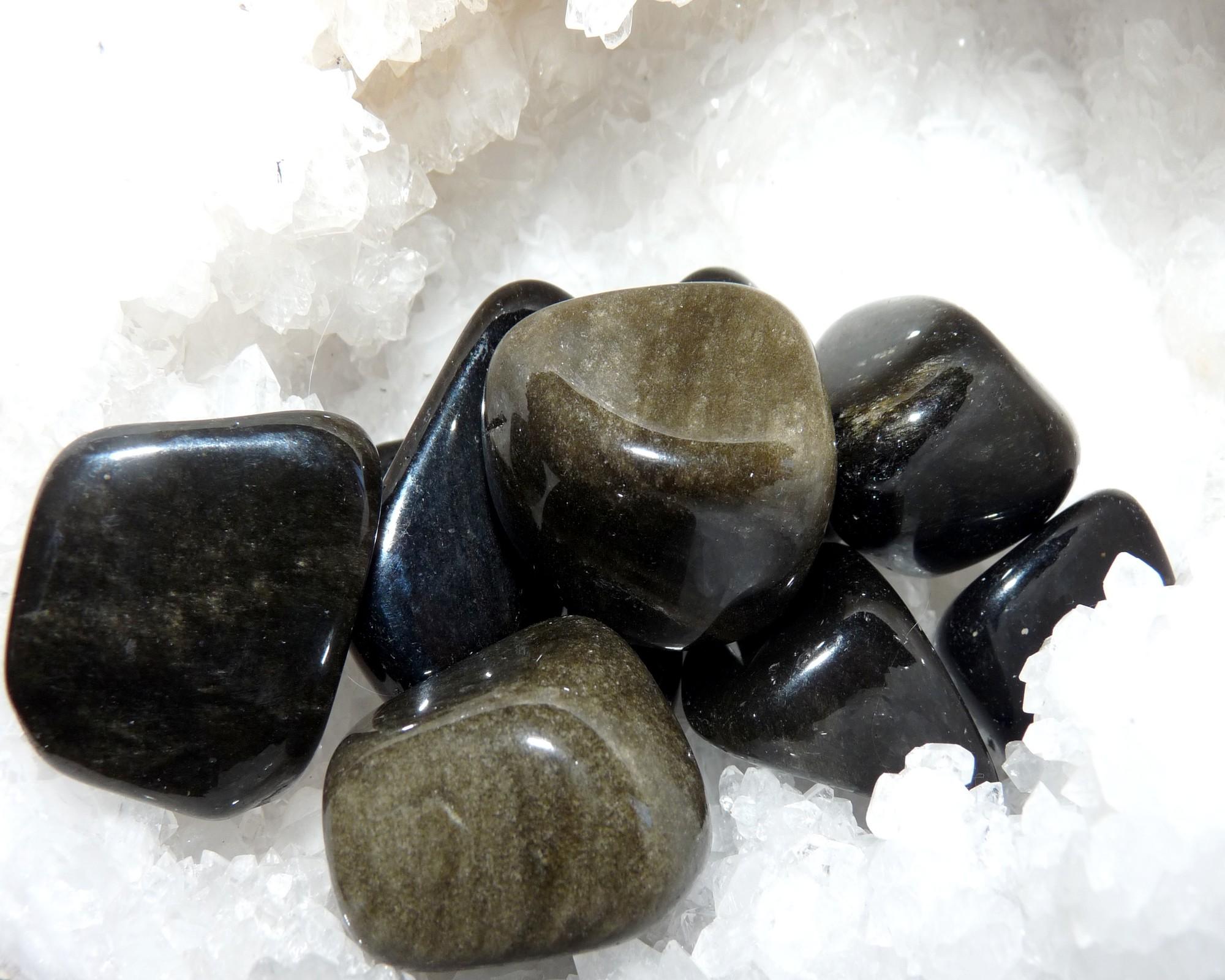 Obsidienne dorée (2)