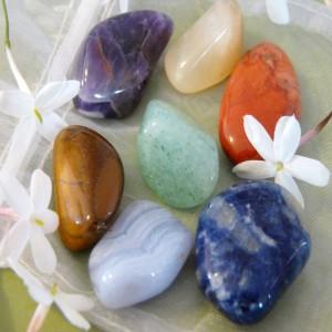 Pochette 7 chakras
