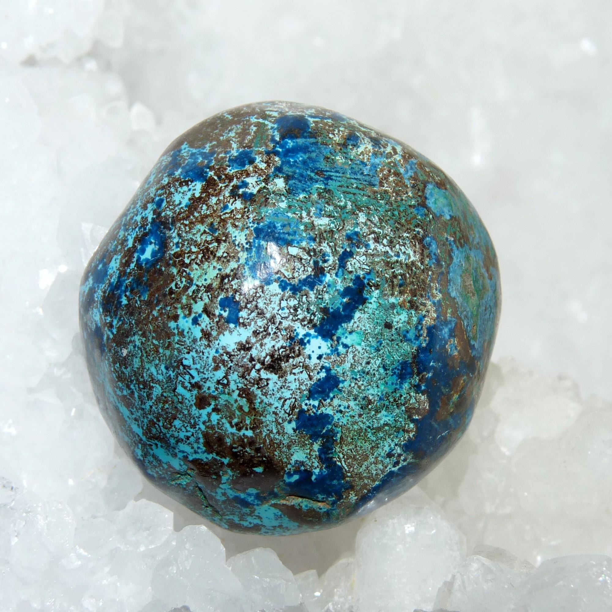 shattuckite-chrysocolle
